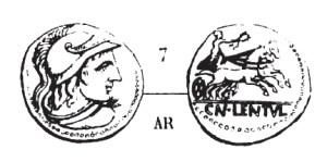 Denier Cornelia _ RRC 345/1