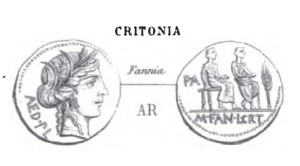 Denier Critonia _ RRC 351/1
