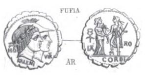 Denier Serratus Fufia _ RRC 403/1
