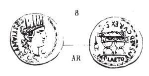 Denier Plaetoria _ RRC 409/2