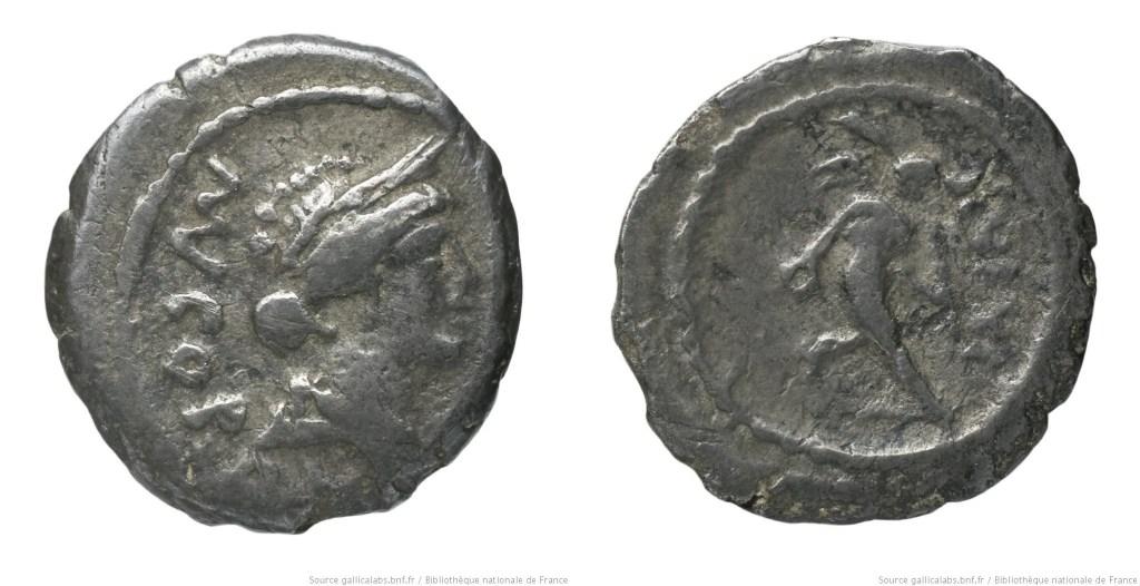 Read more about the article 1473CO – Sesterce Cordia – Manius Cordius