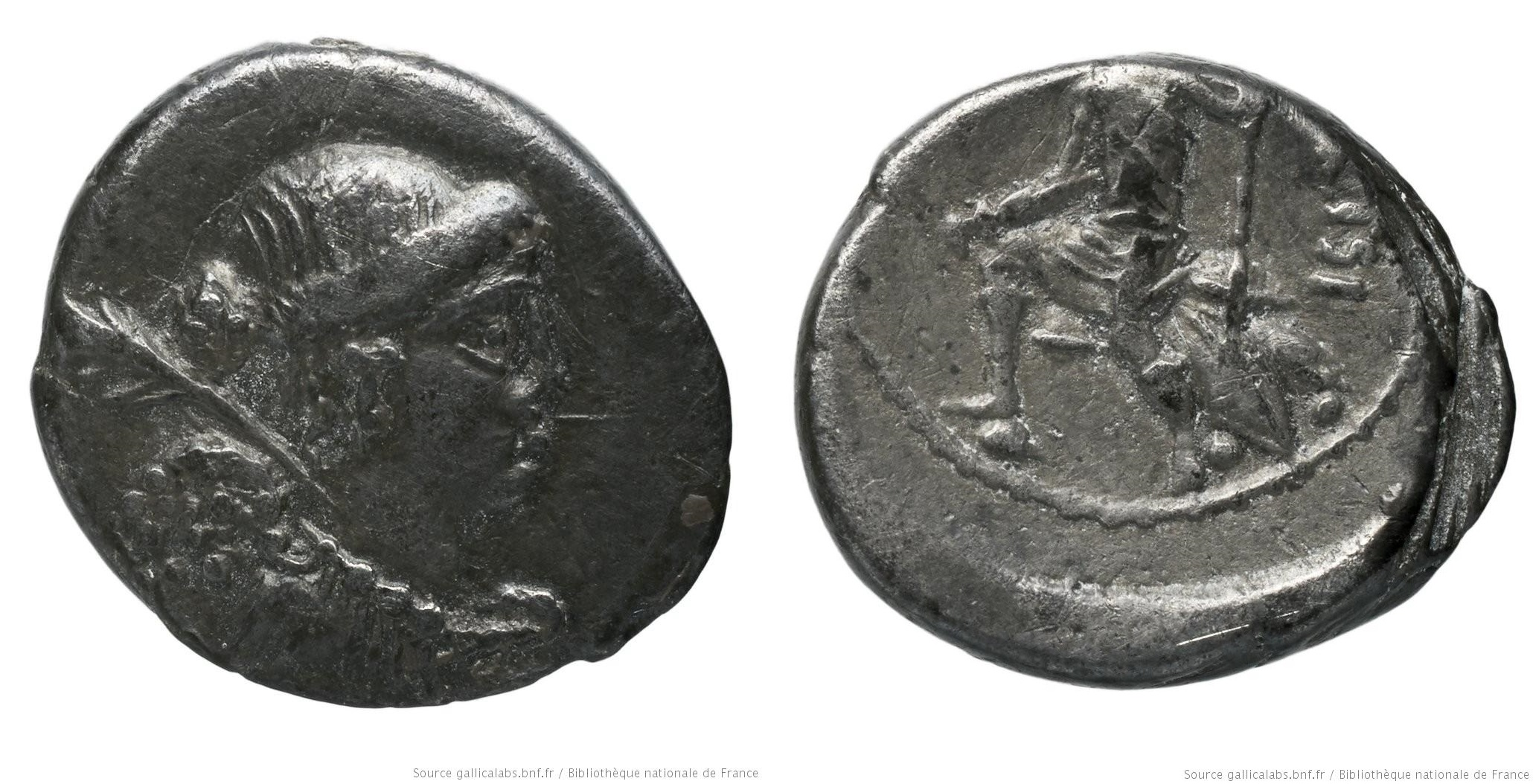 You are currently viewing 1480CA – Quinaire Carisia – Titus Carisius