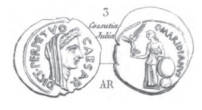 Denier Cossutia _ RRC 480/15