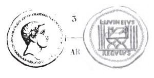 Denier Livineia _ RRC 494/28