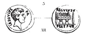 Denier Livineia _ RRC 494/31