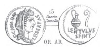 Denier Cassius _ RRC 500/5