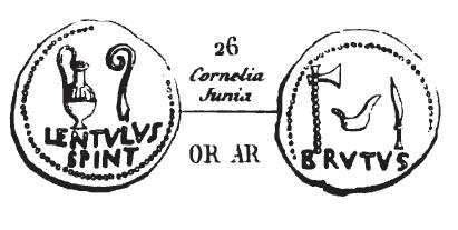 Aureus Brutus _ RRC 500/6