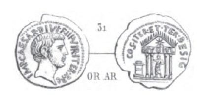 Aureus Octave _ RRC 540/1
