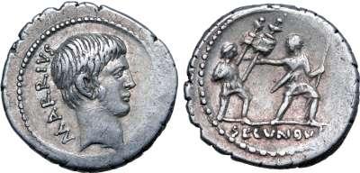Read more about the article 1675AR – Denier Arria – Marcus Arrius Secundus