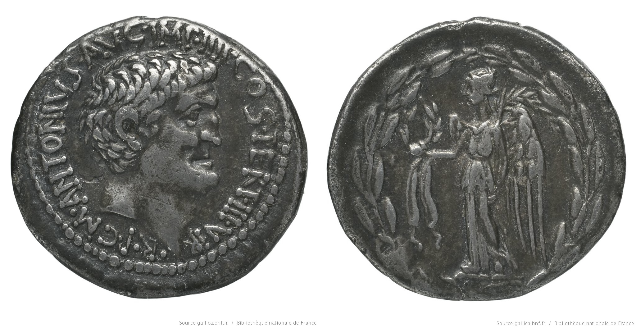 Denier 31 B.C.