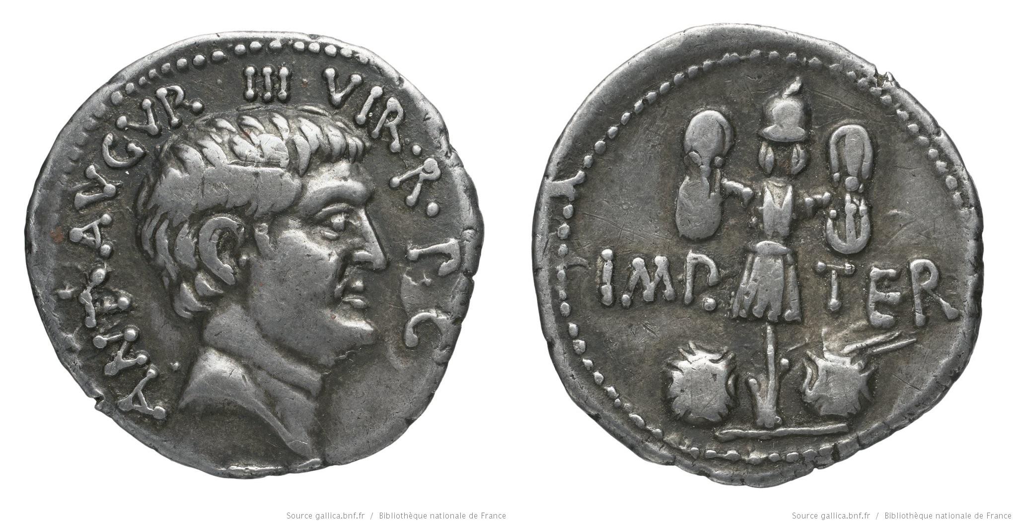 Denier 37 B.C.