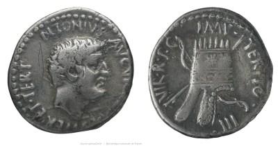 Read more about the article 1743AN – Denier Marc Antoine – Marcus Antonius