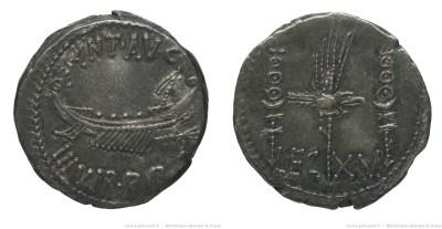 1780AN – Denier Marc Antoine – Marcus Antonius