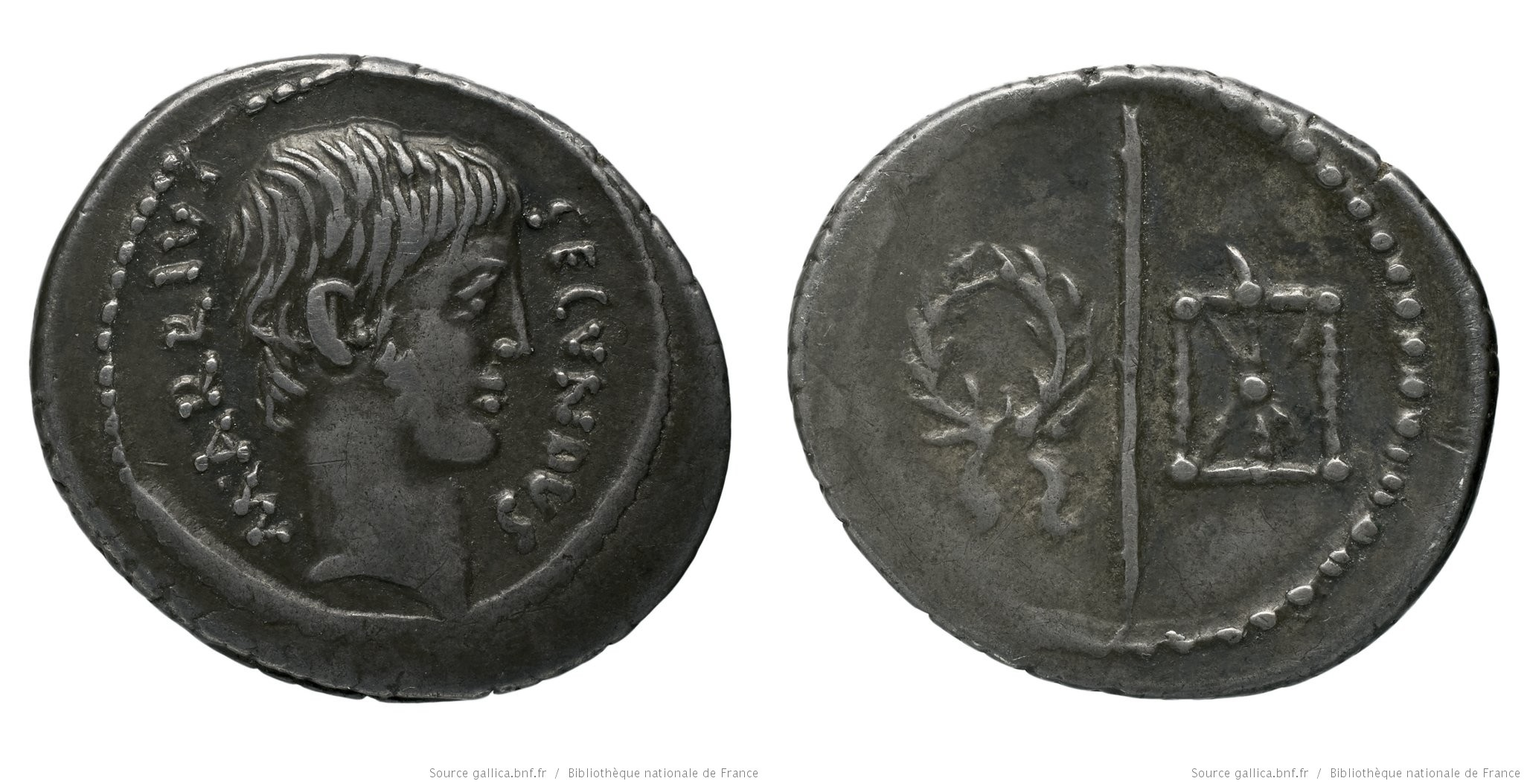You are currently viewing 1674AR – Denier Arria – Marcus Arrius Secundus