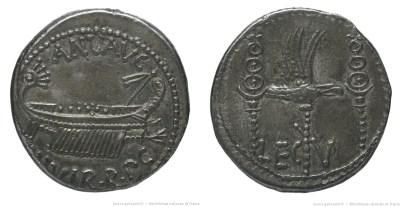 Read more about the article 1768AN – Denier Marc Antoine – Marcus Antonius