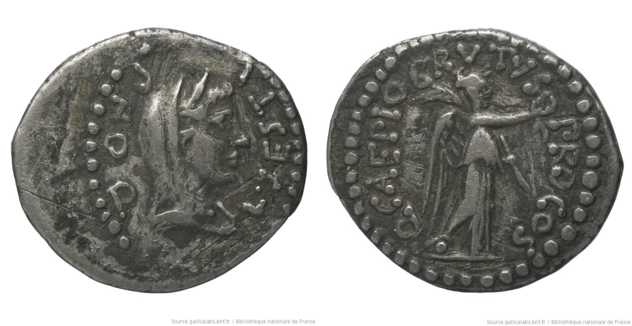 1643JU – Quinaire Brutus – Lucius Sestius