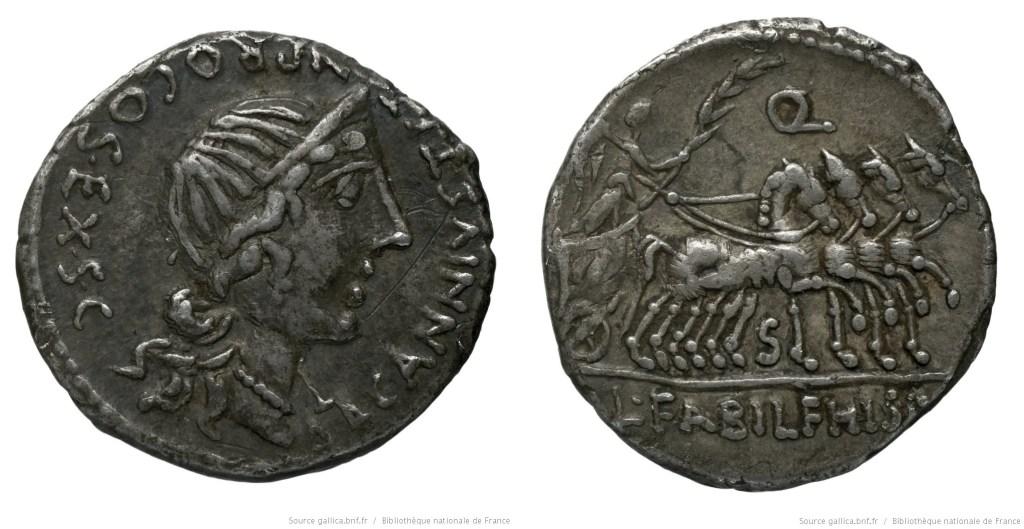 Read more about the article 1291AN – Denier Annia – Caius Annius Luscus