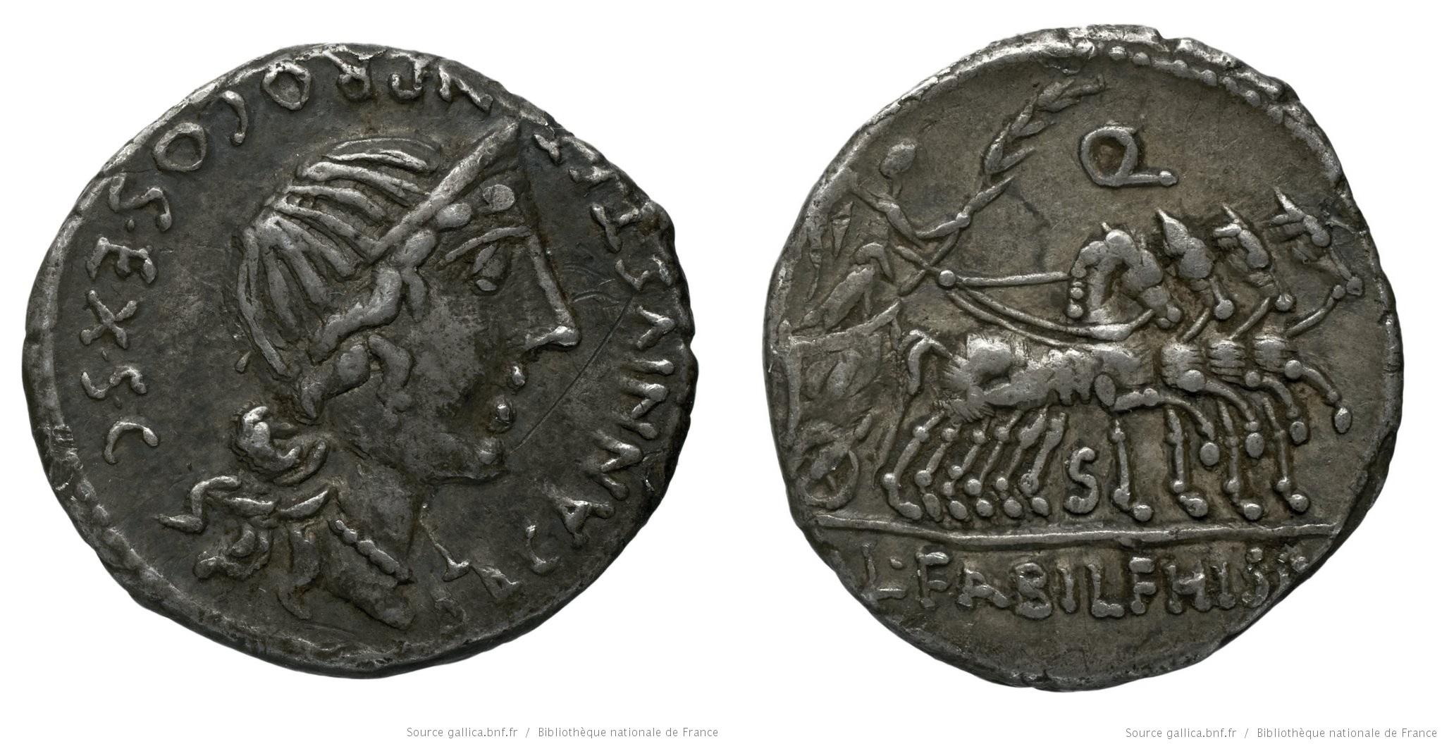 You are currently viewing 1291AN – Denier Annia – Caius Annius Luscus