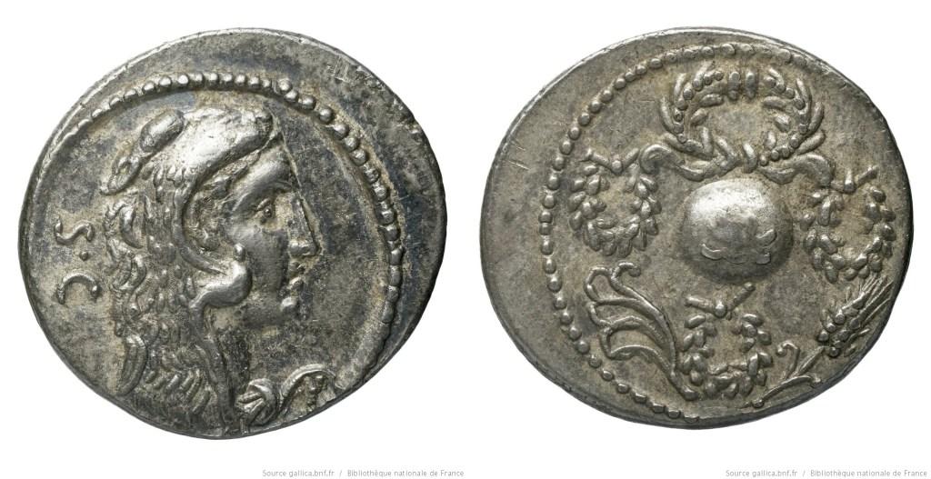 Read more about the article 1399CO – Denier Cornelia – Faustus Cornelius Sylla