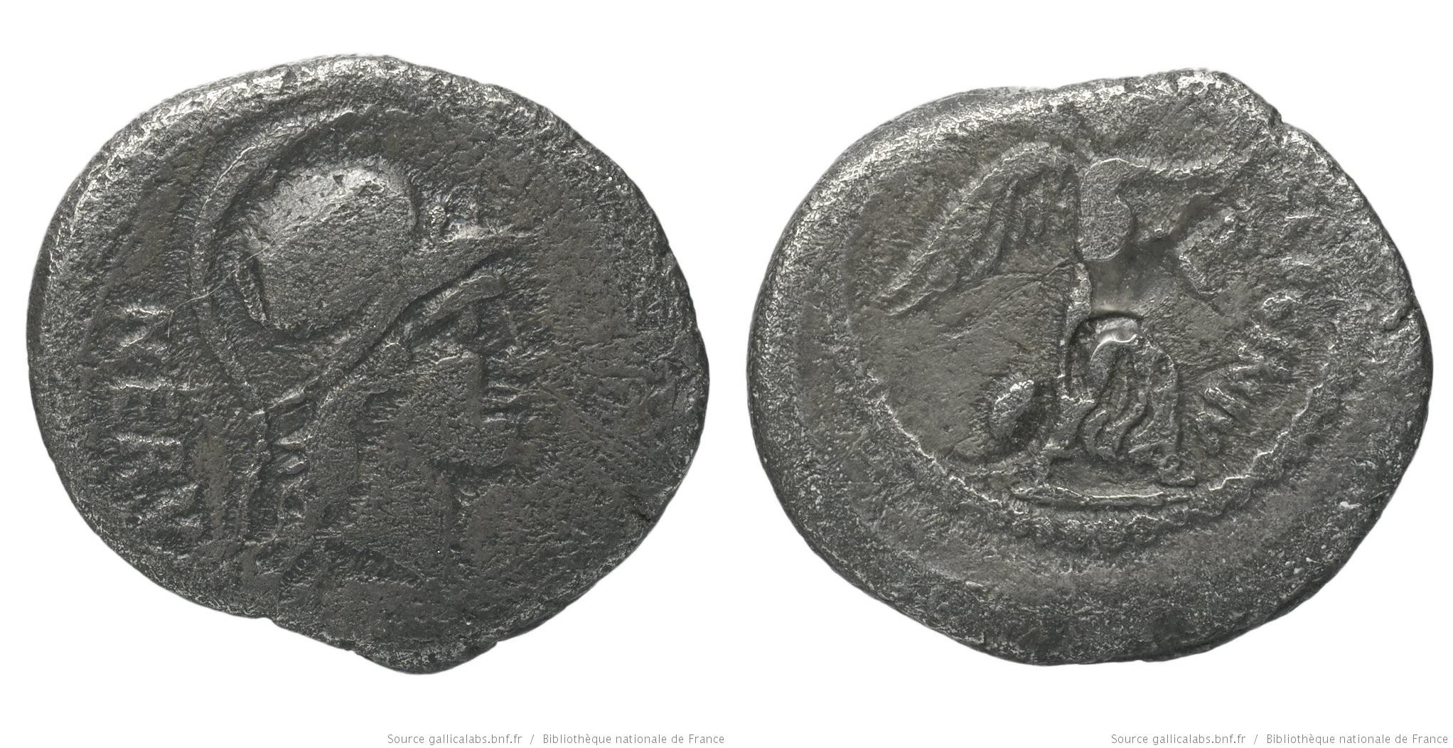 1450LI – Quinaire Licinia – Aulus Licinius Nerva