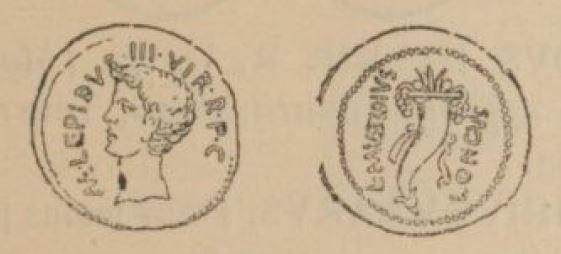 Aureus Lépide _ RRC 494/13