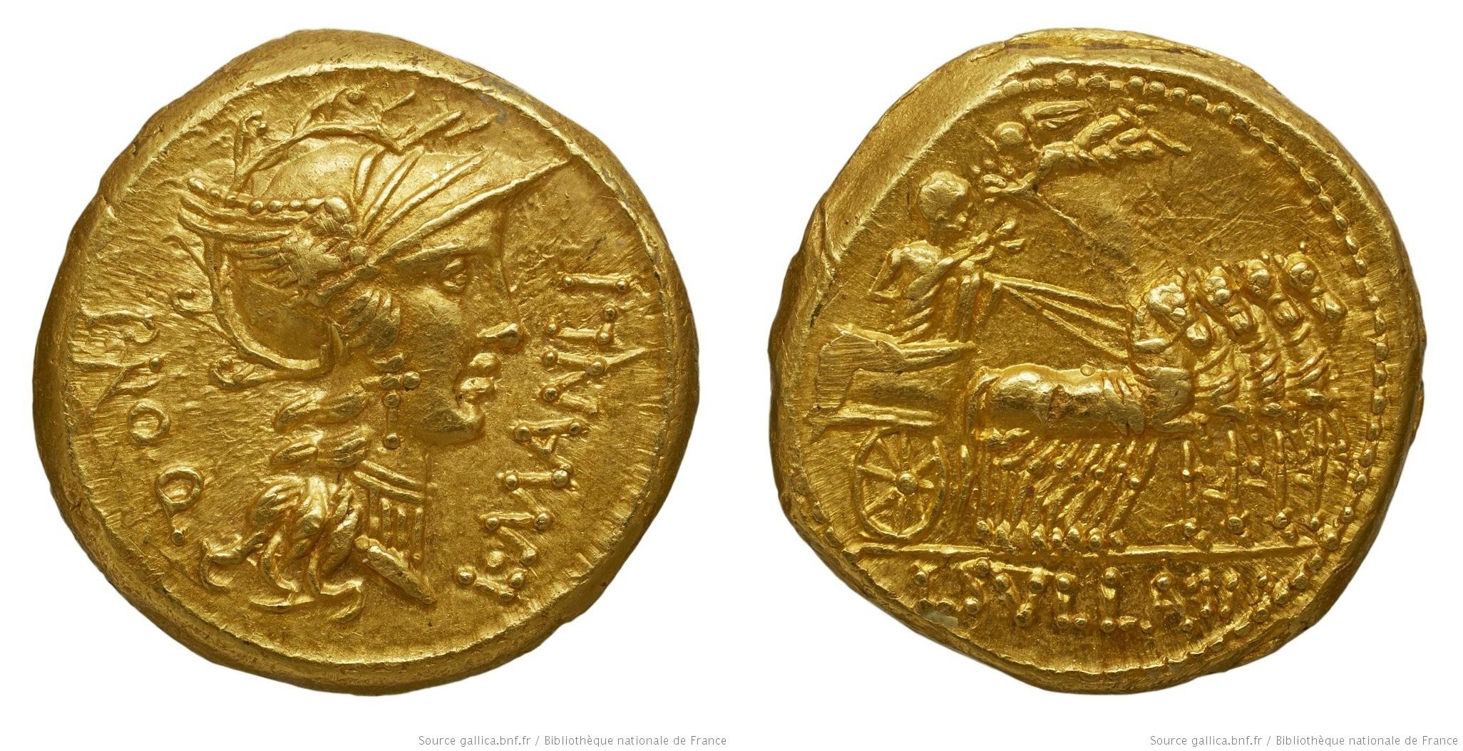 You are currently viewing 1294MA – Aureus Manlia – Lucius Manlius Torquatus