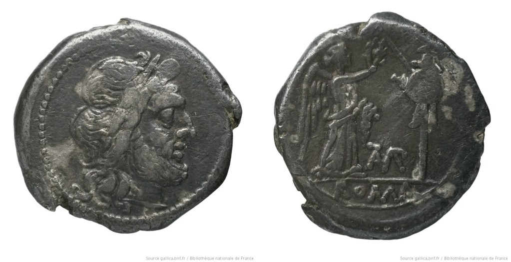 Read more about the article 537BA – Victoriat Baebia – Cnaeus Baebius Tampilus