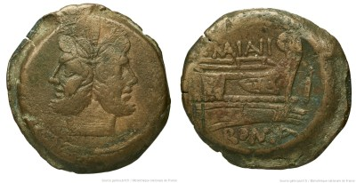 Read more about the article 823MA – As Maiania – Caius Maianius