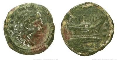 616TI – Quadrans Titinia – Marcus Titinius