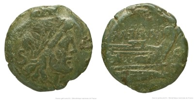 614TI – Semis Titinia – Marcus Titinius