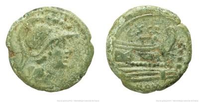 Read more about the article 816SC – Triens Scribonia – Caius Scribonius