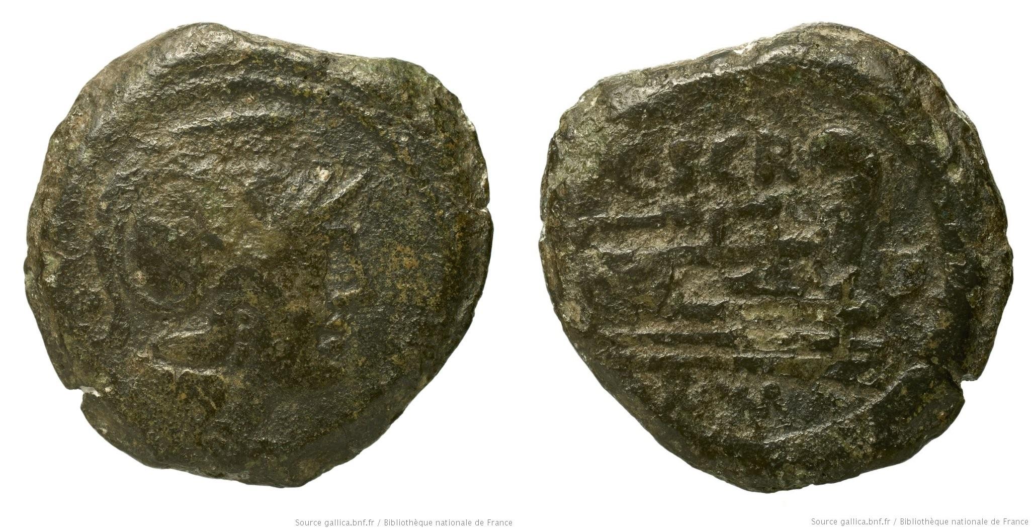 819SC – Once Scribonia – Caius Scribonius