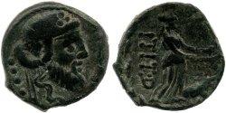 1217TI – Triens Titia – Quintus Titius