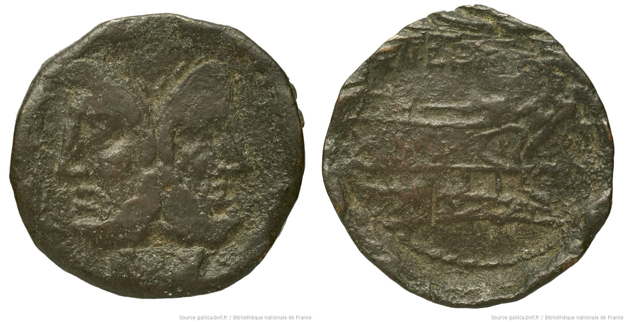 1243CO – As Cornelia – Cnæus Cornelius Lentulus Marcellinus