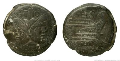 879SE – As Sempronia – Lucius Sempronius Pitio