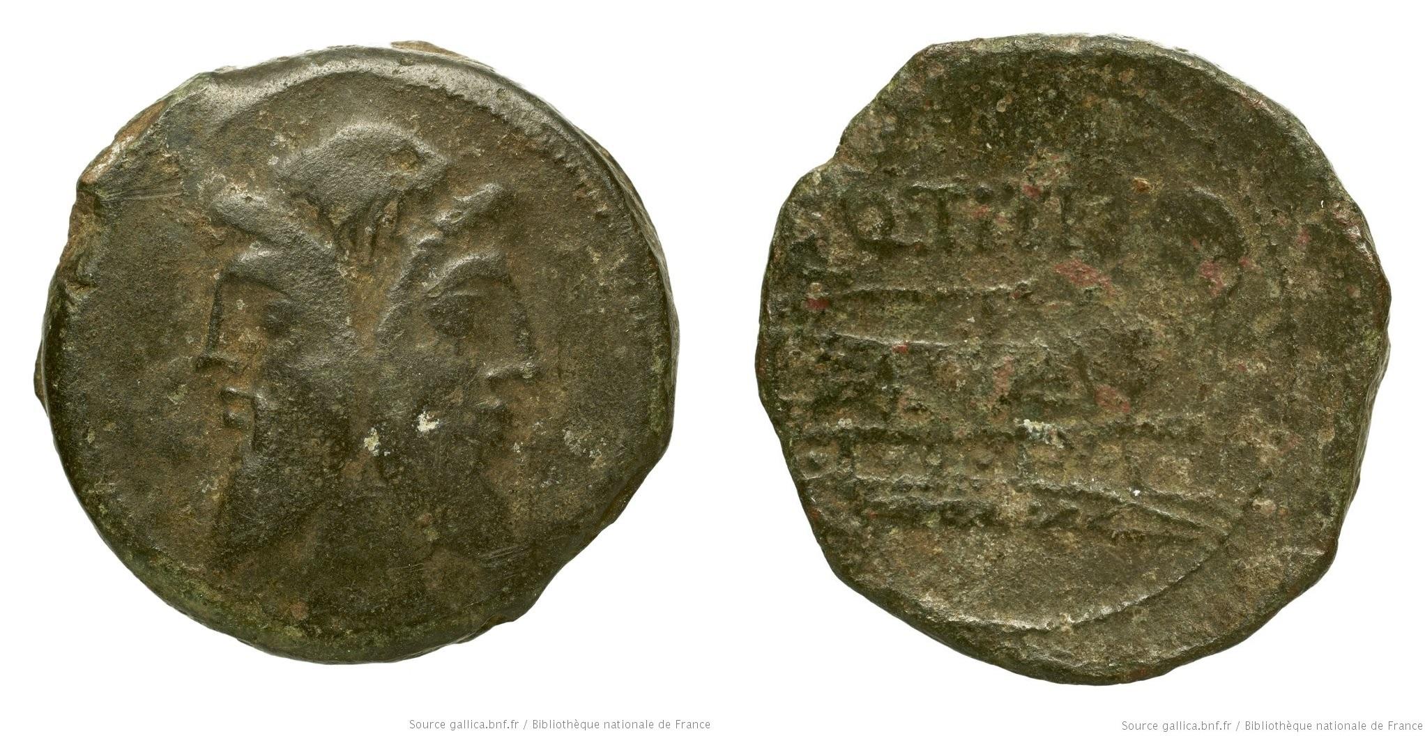 1215TI – As Titia – Quintus Titius