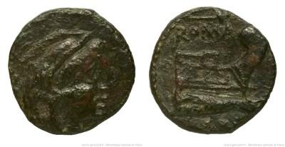 Read more about the article 1185PO – Quadrans Poblicia – Caius Publicius Malleolus