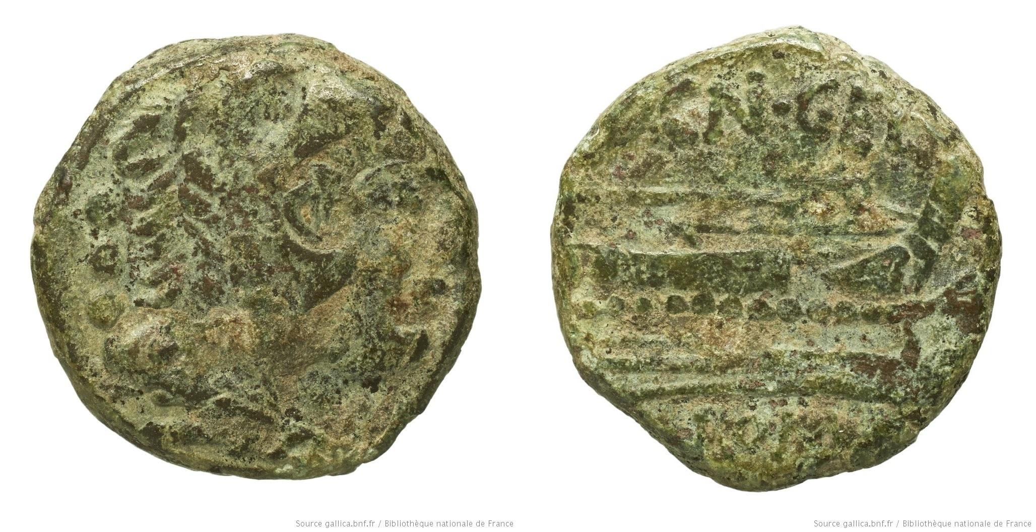 919GE – Quadrans Gellia – Cnæus Gellius