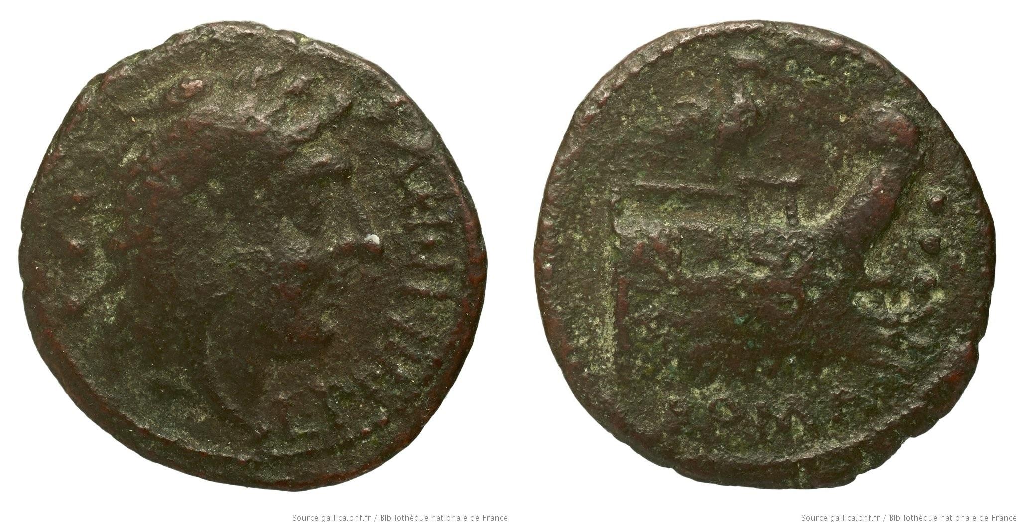 1103MA – Quadrans Marcia – Lucius Marcius Philippus