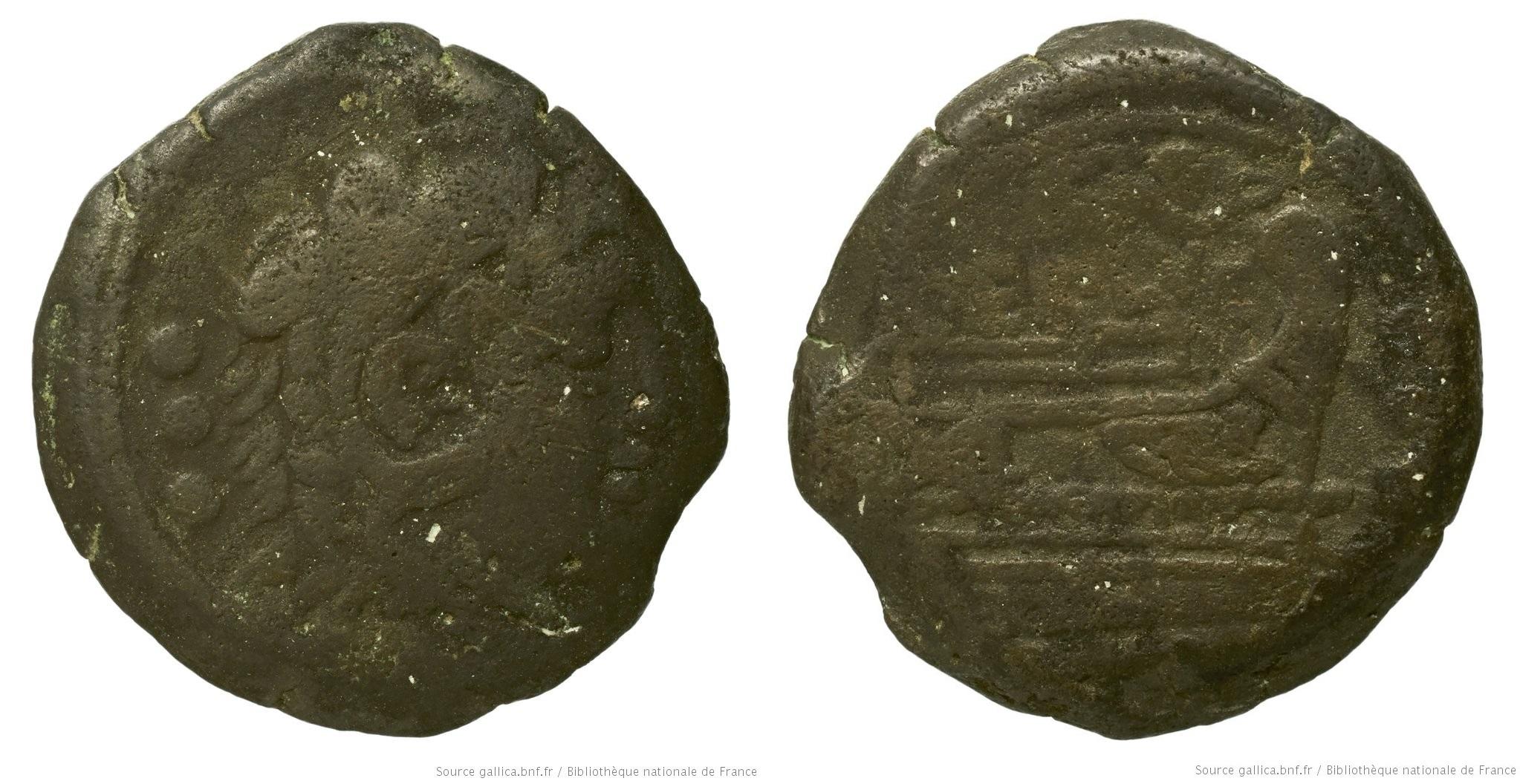 888TE – Quadrans Terentia – Caius Terentius Lucanus