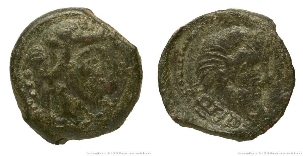 1218TI – Quadrans Titia – Quintus Titius