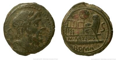 Read more about the article 1021CA – Semis Caecilia – Marcus Cæcilius Metellus