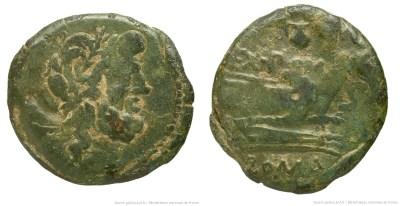 924PO – Semis Pompeia – Sextus Pompeius Faustulus