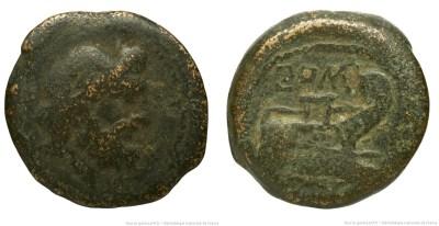 1173PO – Semis Pomponia – Lucius Pomponius Molo