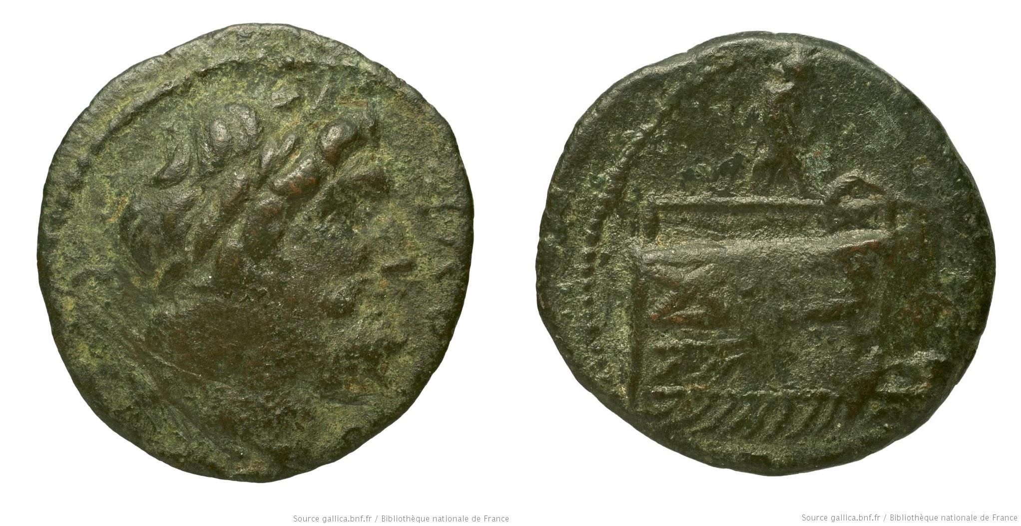 1099LI – Semis Licinia – Publius Licinius Nerva