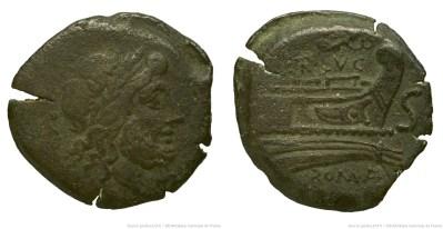 886TE – Semis Terentia – Caius Terentius Lucanus