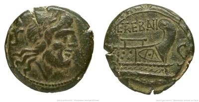 942TR – Semis Trebania – Lucius Trebanius