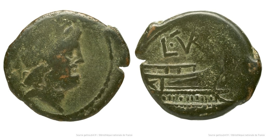 Read more about the article 1238TI – Semis Tituria – Lucius Titurius Sabinus