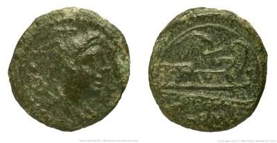1018CA – Sextans Caecilia – Lucius Cæcilius Metellus