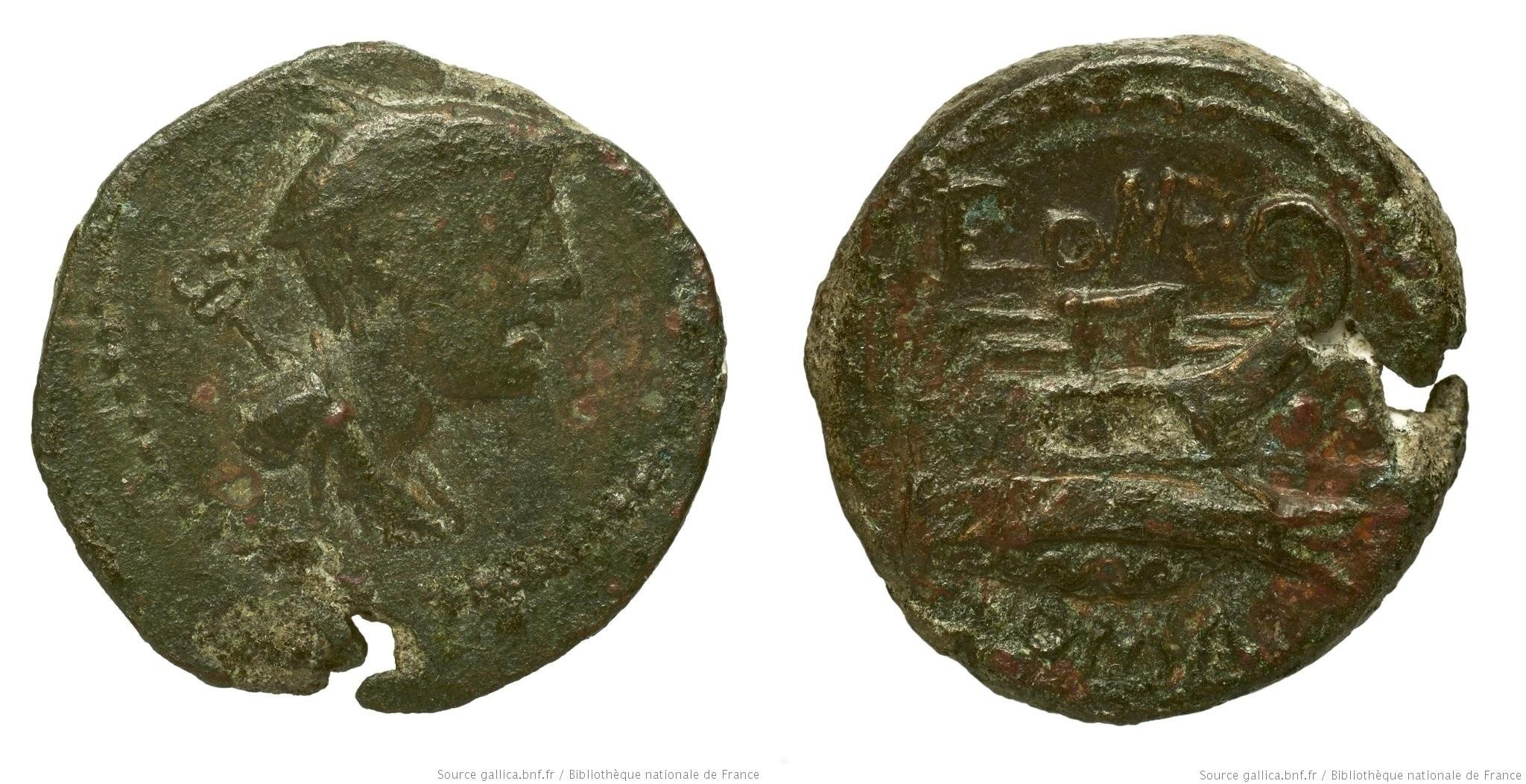 1176PO – Sextans Pomponia – Lucius Pomponius Molo